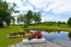 Усадьба Березовая роща в Игналинском районе на берегу водоема - 29