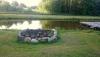 Усадьба Березовая роща в Игналинском районе на берегу водоема - 27