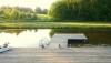 Усадьба Березовая роща в Игналинском районе на берегу водоема - 31