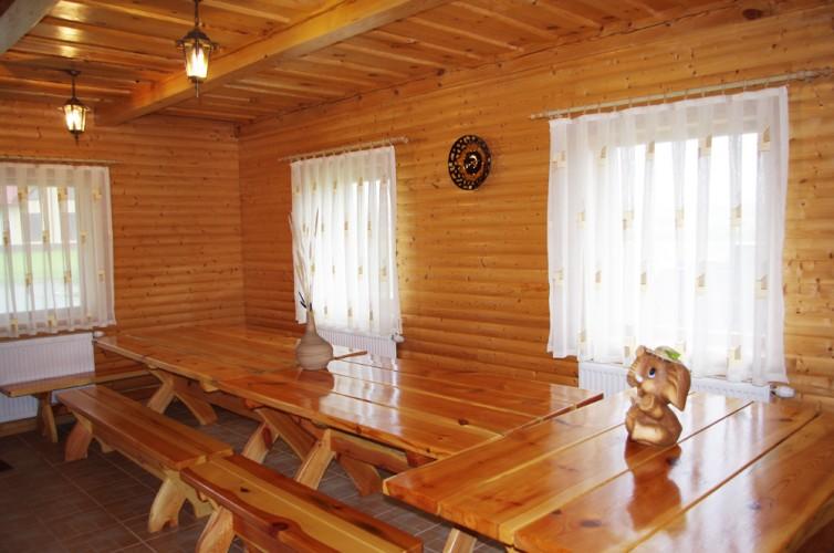 Urlaub in Druskininkai. Haus-Villa mit Sauna SODYBA RŪKE - 27