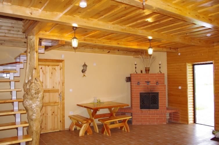 Urlaub in Druskininkai. Haus-Villa mit Sauna SODYBA RŪKE - 28