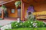 Holiday in Druskininkai. Villa, rooms for rent - house with sauna Sodyba rūke - 9