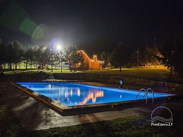 Recreation center - hotel in Druskininkai area Nojaus Laivas - 2