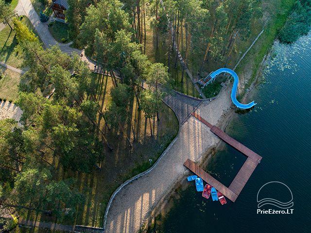 Recreation center - hotel in Druskininkai area Nojaus Laivas - 3