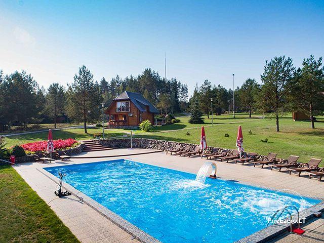 Recreation center - hotel in Druskininkai area Nojaus Laivas - 1