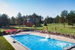 Recreation center - hotel in Druskininkai area Nojaus Laivas