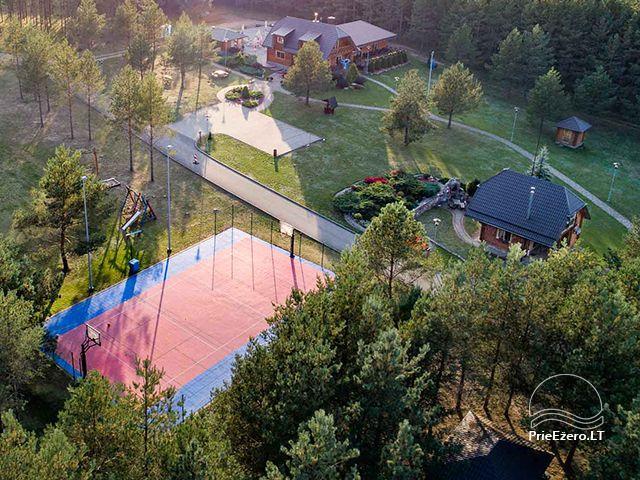 Recreation center - hotel in Druskininkai area Nojaus Laivas - 13