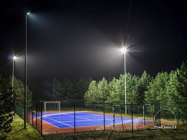 Recreation center - hotel in Druskininkai area Nojaus Laivas - 14