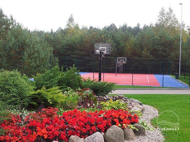 Recreation center - hotel in Druskininkai area Nojaus Laivas - 15