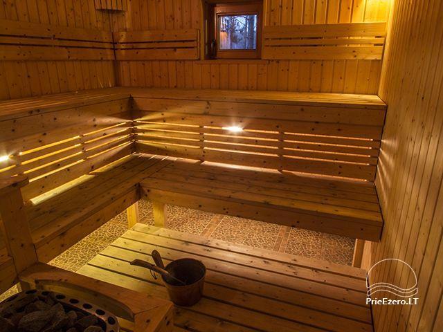Recreation center - hotel in Druskininkai area Nojaus Laivas - 11