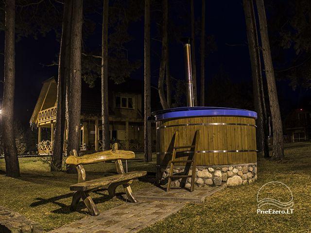 Recreation center - hotel in Druskininkai area Nojaus Laivas - 9
