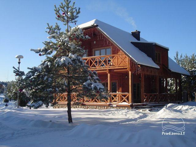 Recreation center - hotel in Druskininkai area Nojaus Laivas - 35