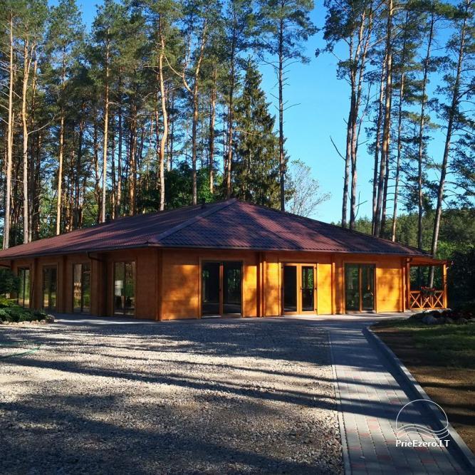 Recreation center - hotel in Druskininkai area Nojaus Laivas - 20