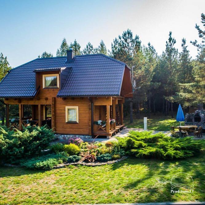 Recreation center - hotel in Druskininkai area Nojaus Laivas - 4
