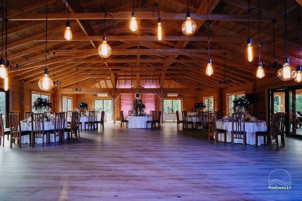 Recreation center - hotel in Druskininkai area Nojaus Laivas - 25
