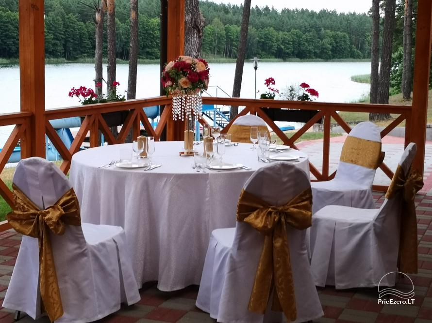 Recreation center - hotel in Druskininkai area Nojaus Laivas - 26