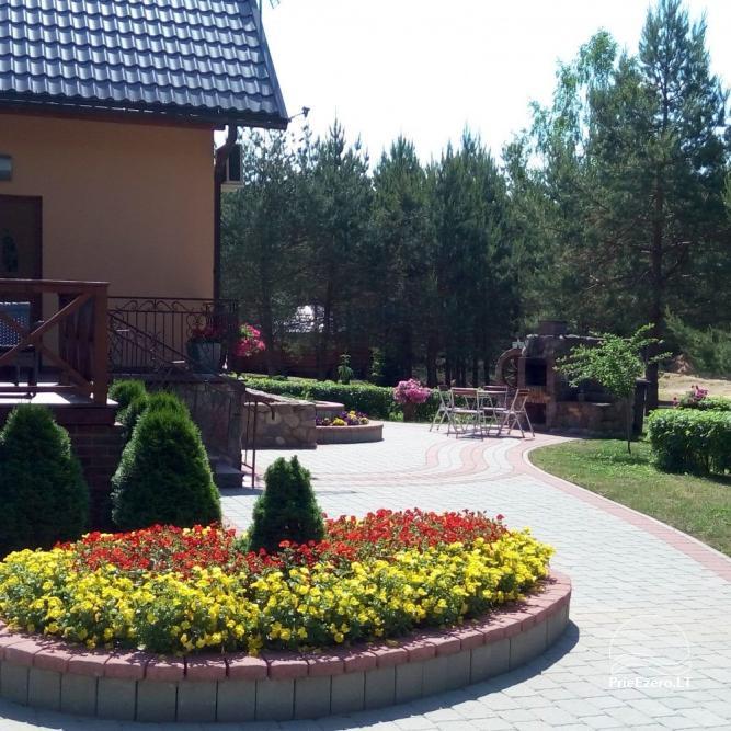 Recreation center - hotel in Druskininkai area Nojaus Laivas - 34
