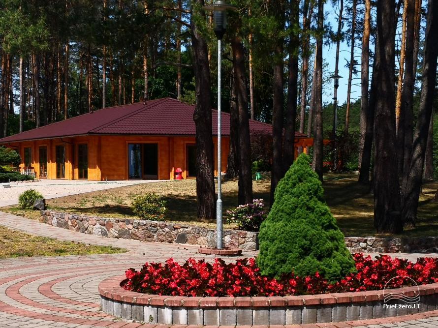 Recreation center - hotel in Druskininkai area Nojaus Laivas - 19