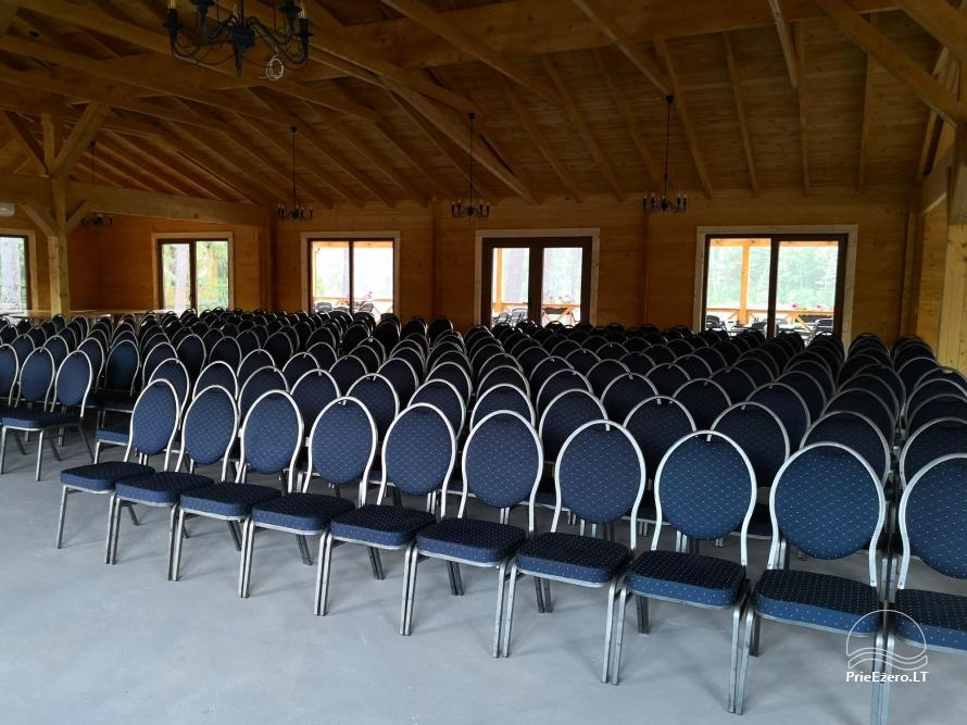Recreation center - hotel in Druskininkai area Nojaus Laivas - 23