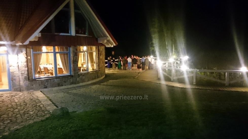 Gehöft - Gästehaus PAMARIO BURĖ in der Nähe der Kurischen Lagune mit Restaurant, Sauna - 6