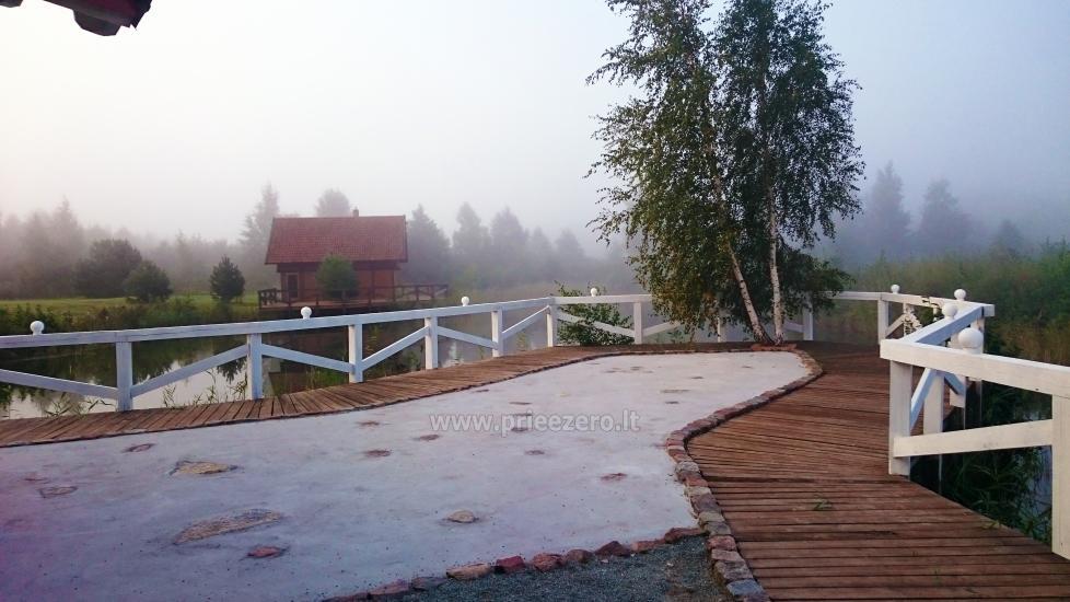 Pensjonat PAMARIO BURĖ w pobliżu Zalewu Kurońskiego z restauracją, sauną - 9