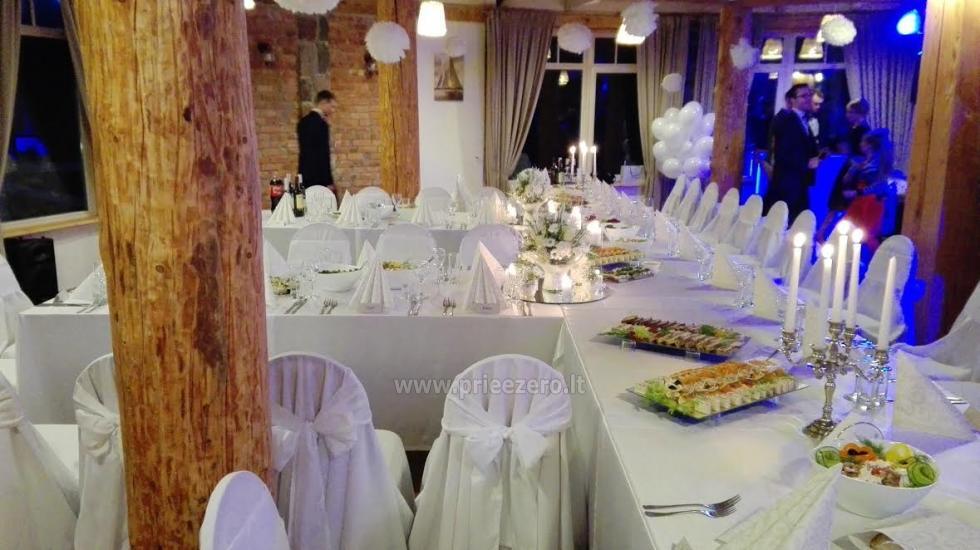 Homstead - guest house PAMARIO BURĖ near Curonian lagoon with a restaurant, sauna - 30