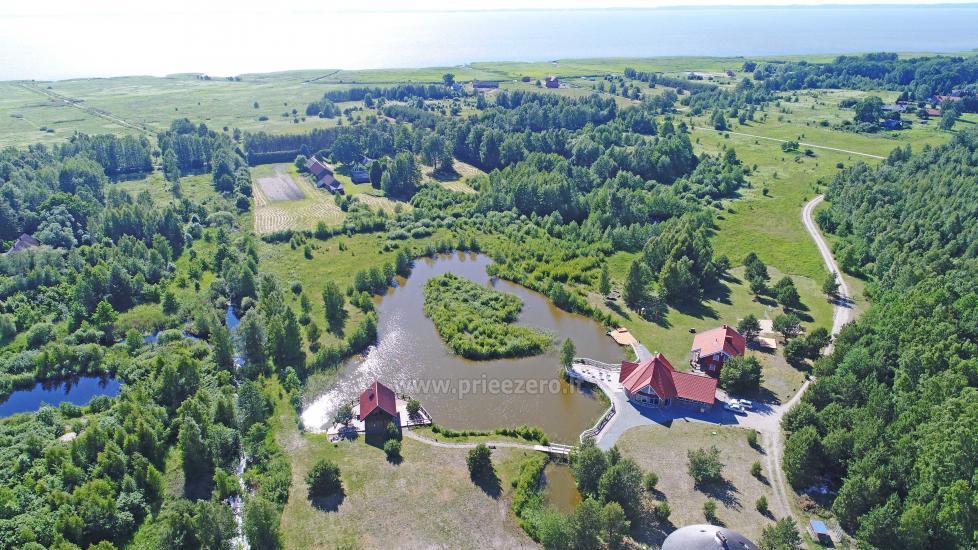 Homstead - guest house PAMARIO BURĖ near Curonian lagoon with a restaurant, sauna - 2