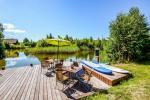 Homstead - guest house PAMARIO BURĖ near Curonian lagoon with a restaurant, sauna - 8