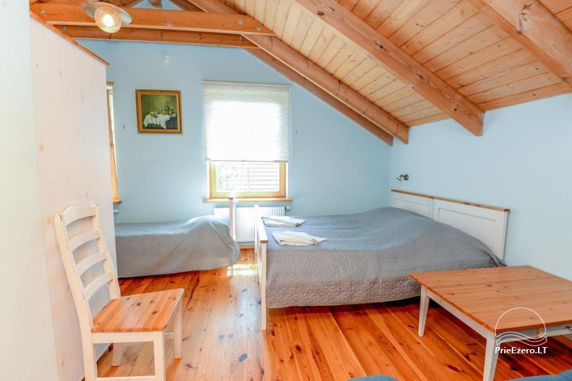 Homstead - guest house PAMARIO BURĖ near Curonian lagoon with a restaurant, sauna - 22