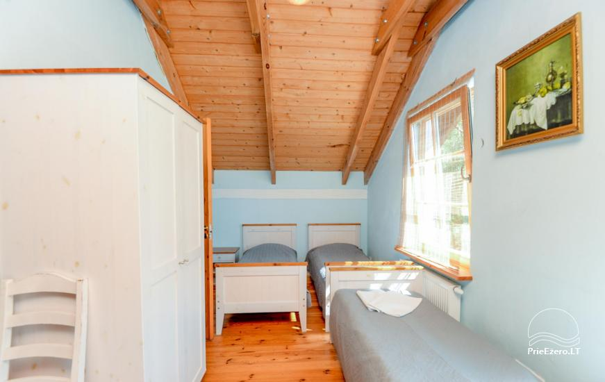 Homstead - guest house PAMARIO BURĖ near Curonian lagoon with a restaurant, sauna - 23