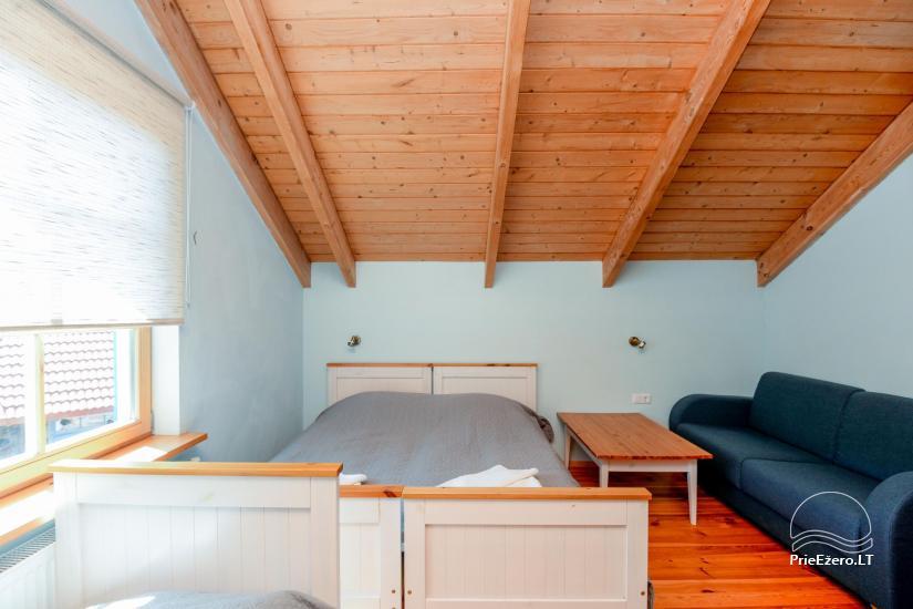 Homstead - guest house PAMARIO BURĖ near Curonian lagoon with a restaurant, sauna - 25