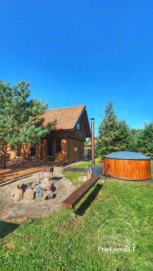 Homstead - guest house PAMARIO BURĖ near Curonian lagoon with a restaurant, sauna - 29