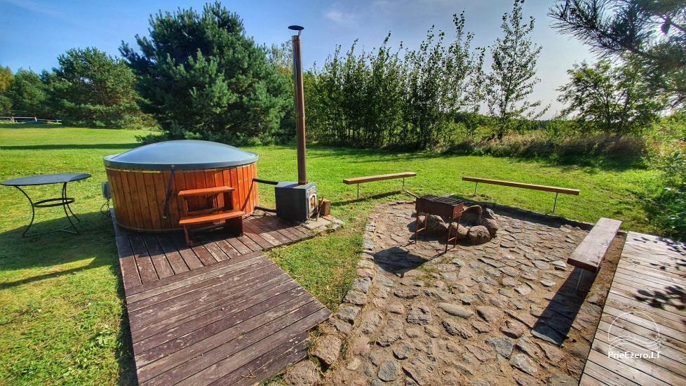 Homstead - guest house PAMARIO BURĖ near Curonian lagoon with a restaurant, sauna - 32