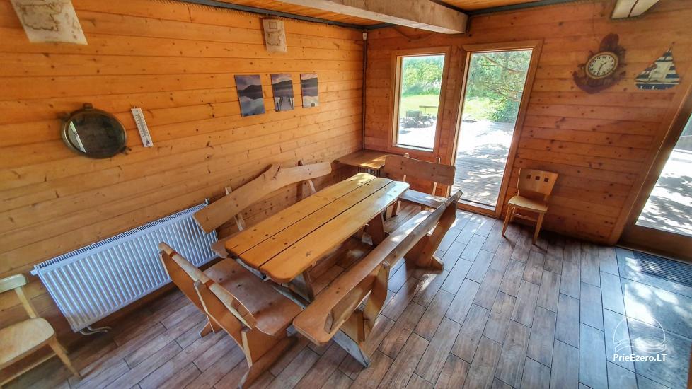 Homstead - guest house PAMARIO BURĖ near Curonian lagoon with a restaurant, sauna - 33