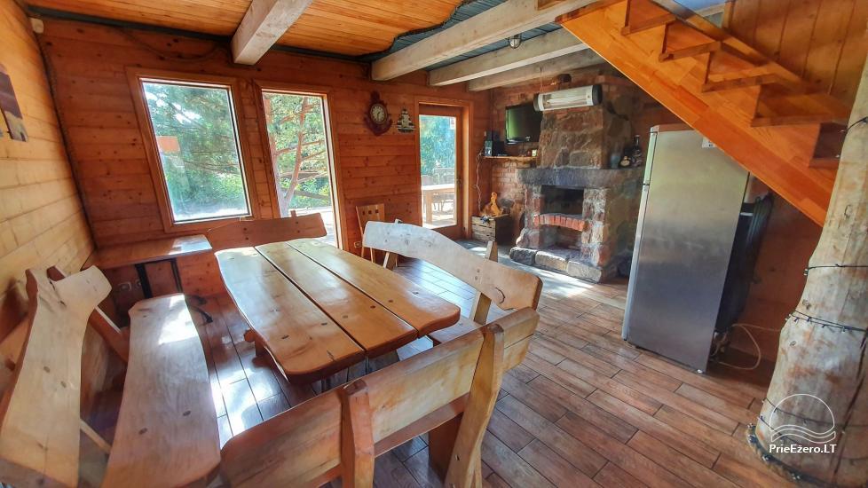 Homstead - guest house PAMARIO BURĖ near Curonian lagoon with a restaurant, sauna - 34