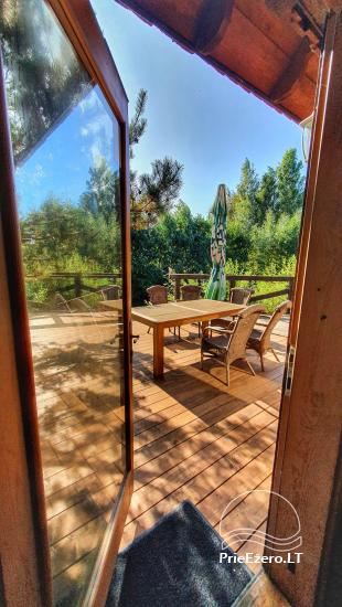 Homstead - guest house PAMARIO BURĖ near Curonian lagoon with a restaurant, sauna - 39