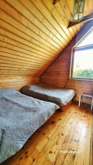 Homstead - guest house PAMARIO BURĖ near Curonian lagoon with a restaurant, sauna - 36