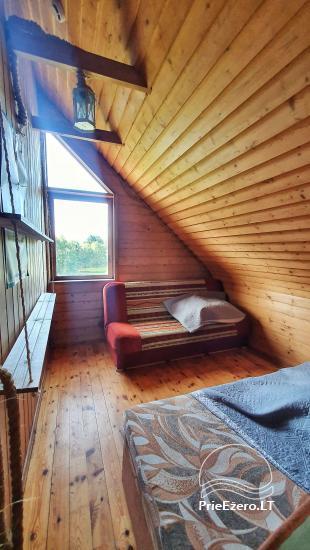 Homstead - guest house PAMARIO BURĖ near Curonian lagoon with a restaurant, sauna - 37