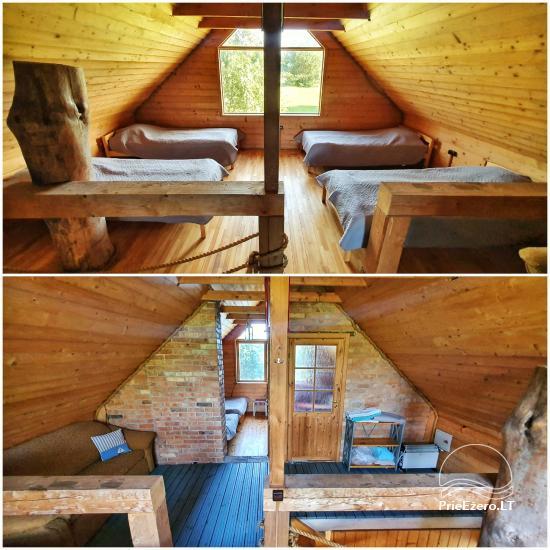 Homstead - guest house PAMARIO BURĖ near Curonian lagoon with a restaurant, sauna - 38