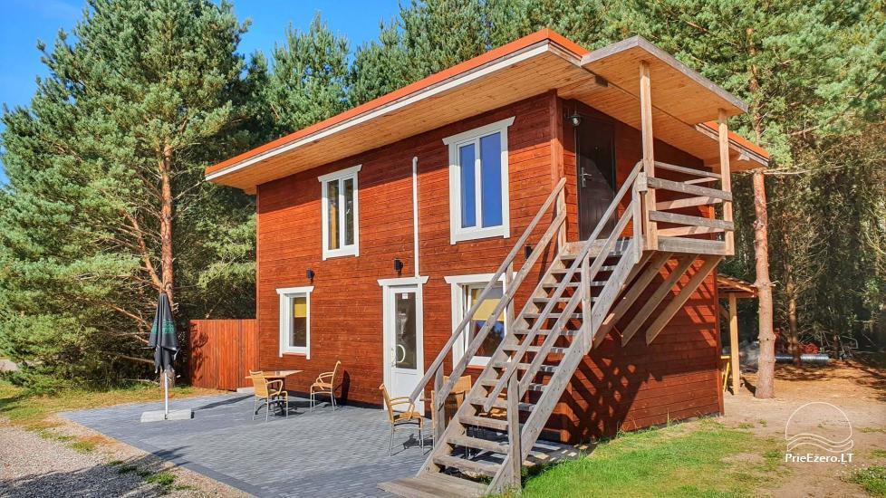 Homstead - guest house PAMARIO BURĖ near Curonian lagoon with a restaurant, sauna - 40
