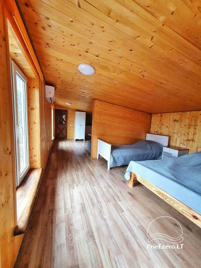 Homstead - guest house PAMARIO BURĖ near Curonian lagoon with a restaurant, sauna - 44