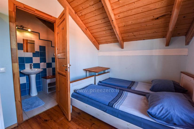 Homstead - guest house PAMARIO BURĖ near Curonian lagoon with a restaurant, sauna - 11