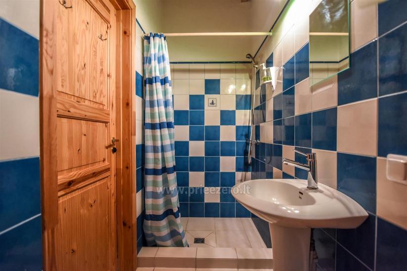 Gehöft - Gästehaus PAMARIO BURĖ in der Nähe der Kurischen Lagune mit Restaurant, Sauna - 10
