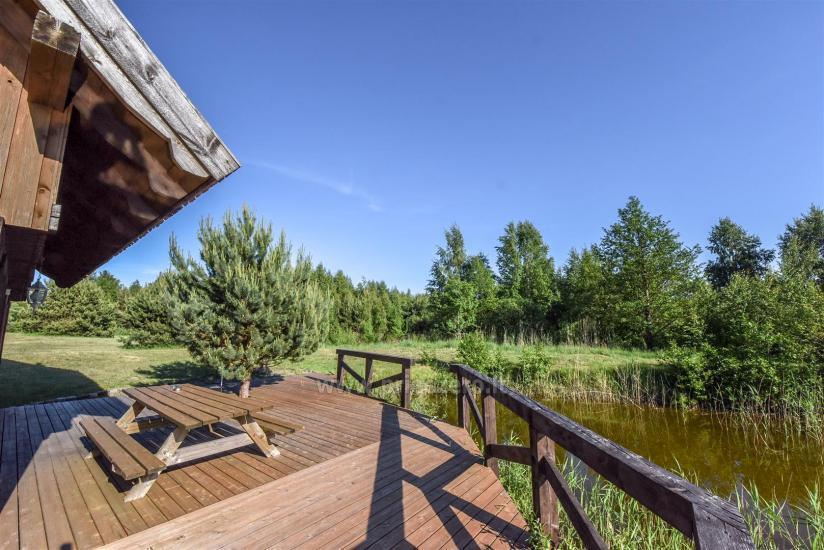 Homstead - guest house PAMARIO BURĖ near Curonian lagoon with a restaurant, sauna - 16