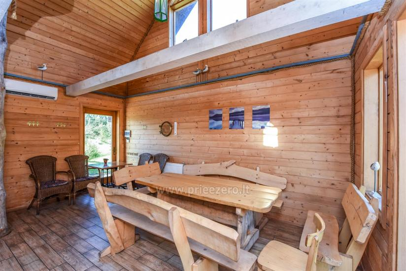 Homstead - guest house PAMARIO BURĖ near Curonian lagoon with a restaurant, sauna - 18
