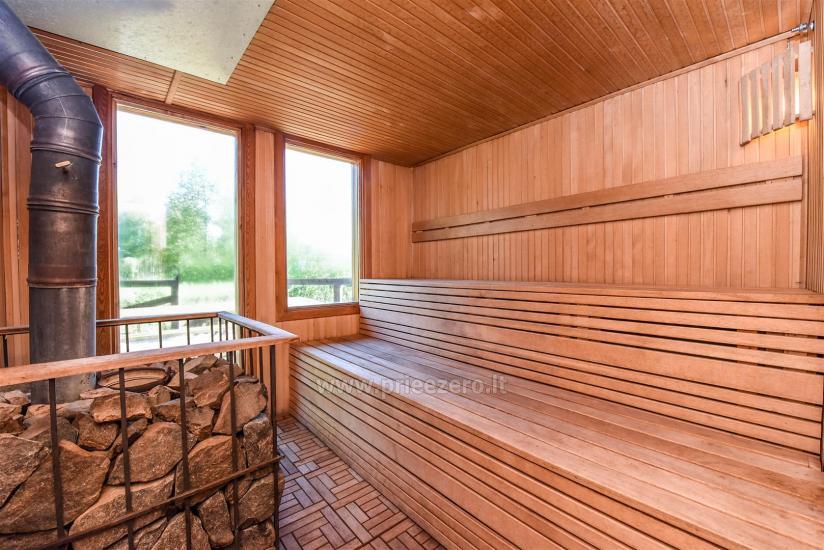 Pensjonat PAMARIO BURĖ w pobliżu Zalewu Kurońskiego z restauracją, sauną - 20
