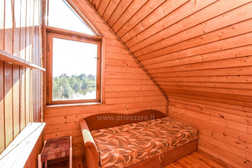 Homstead - guest house PAMARIO BURĖ near Curonian lagoon with a restaurant, sauna - 21