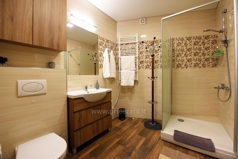 67 sqm new two-room apartment Druskupio in Birstonas: first floor, terrace - 14