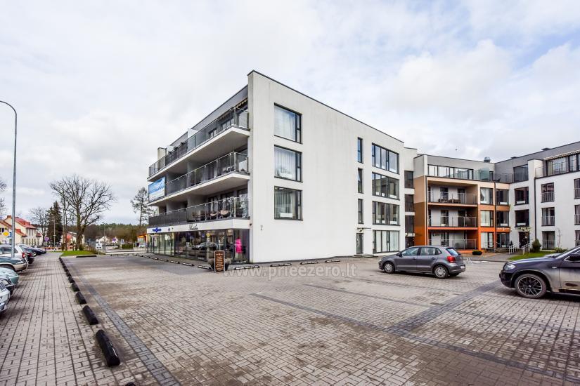 67 sqm new two-room apartment Druskupio in Birstonas: first floor, terrace - 15