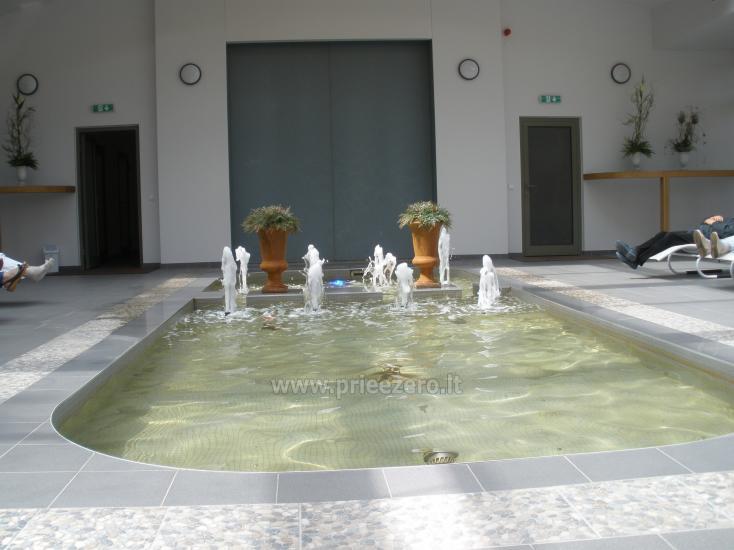 "Mineral water pavilion ""Birutes villa"""